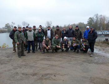 Towarzyskie Zawody Spinningowe Góra Kalwaria 23.10.2016