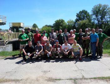 Spinningowe Mistrzostwa Koła,  Konstancin-Jeziorna 28.05.2017