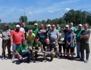 Towarzyskie Zawody Spinningowe Góra Kalwaria 18.06.2017