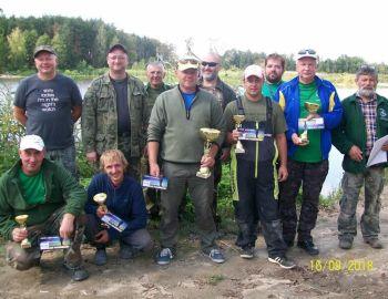 Towarzyskie Zawody Spławikowe - Głosków 16.09.2018