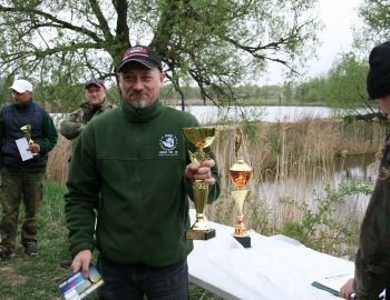 II eliminacje do Spławikowych Mistrzostw Koła- Głosków 27.04.2019