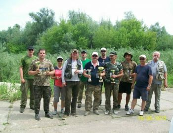 Towarzyskie Zawody Spinningowe- Brzumin 16.06.2019